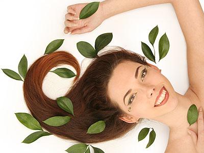 naturalne farby do włosów, roślinne