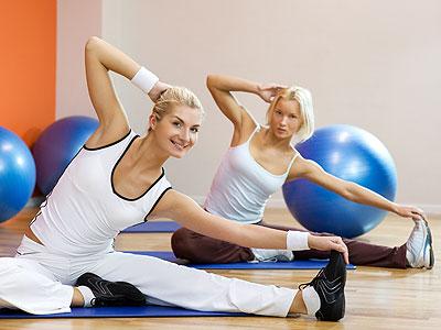 Ćwiczenia i ruch to zdrowie