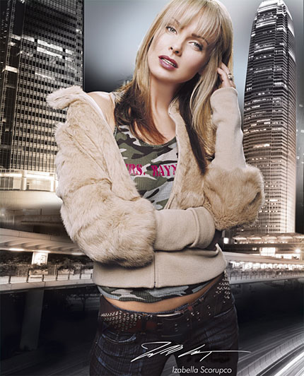 Dr Irena Eris Tokyo Lift - Izabella Scorupco