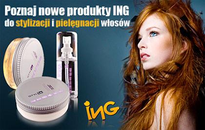 kosmetyki iNG do włosów